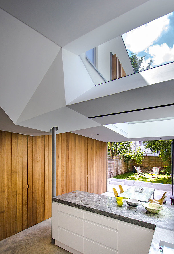 Inslington House - Neil Dusheiko Architects